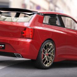 Lancia Delta HF Integrale Concept (2)