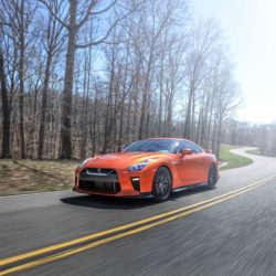 Nissan GT-R restyling (1)