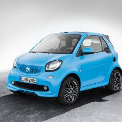 Smart fortwo cabrio Brabus edition  (1)