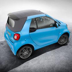 Smart fortwo cabrio Brabus edition  (3)