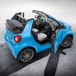 Smart fortwo cabrio Brabus edition  (4)