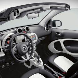Smart fortwo cabrio Brabus edition  (6)