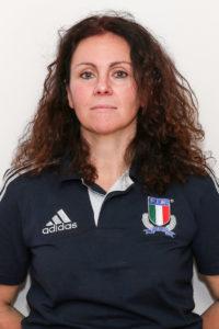 Atlete e Staff nazionale Femminile