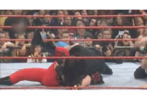 Undertaker vittoria