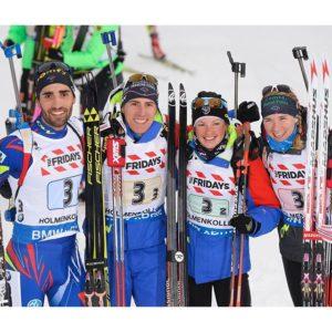biathlon francia