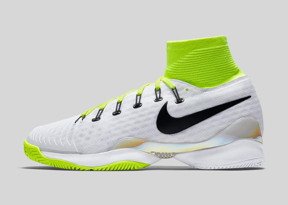 Eugenie Bouchard presenta le nuove NikeCourt Air Zoom