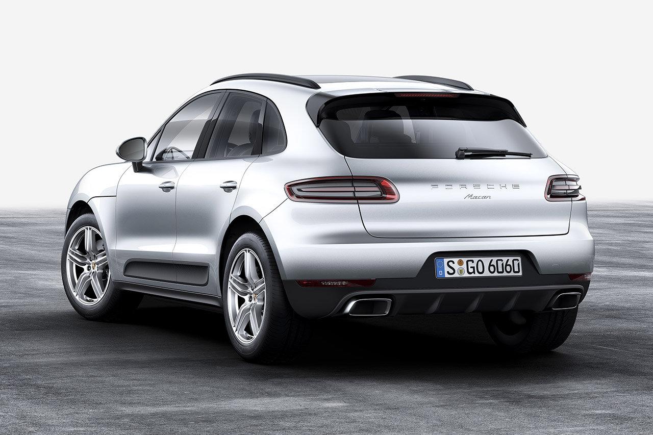 Novità auto: Porsche Macan: arriva il 4 cilindri