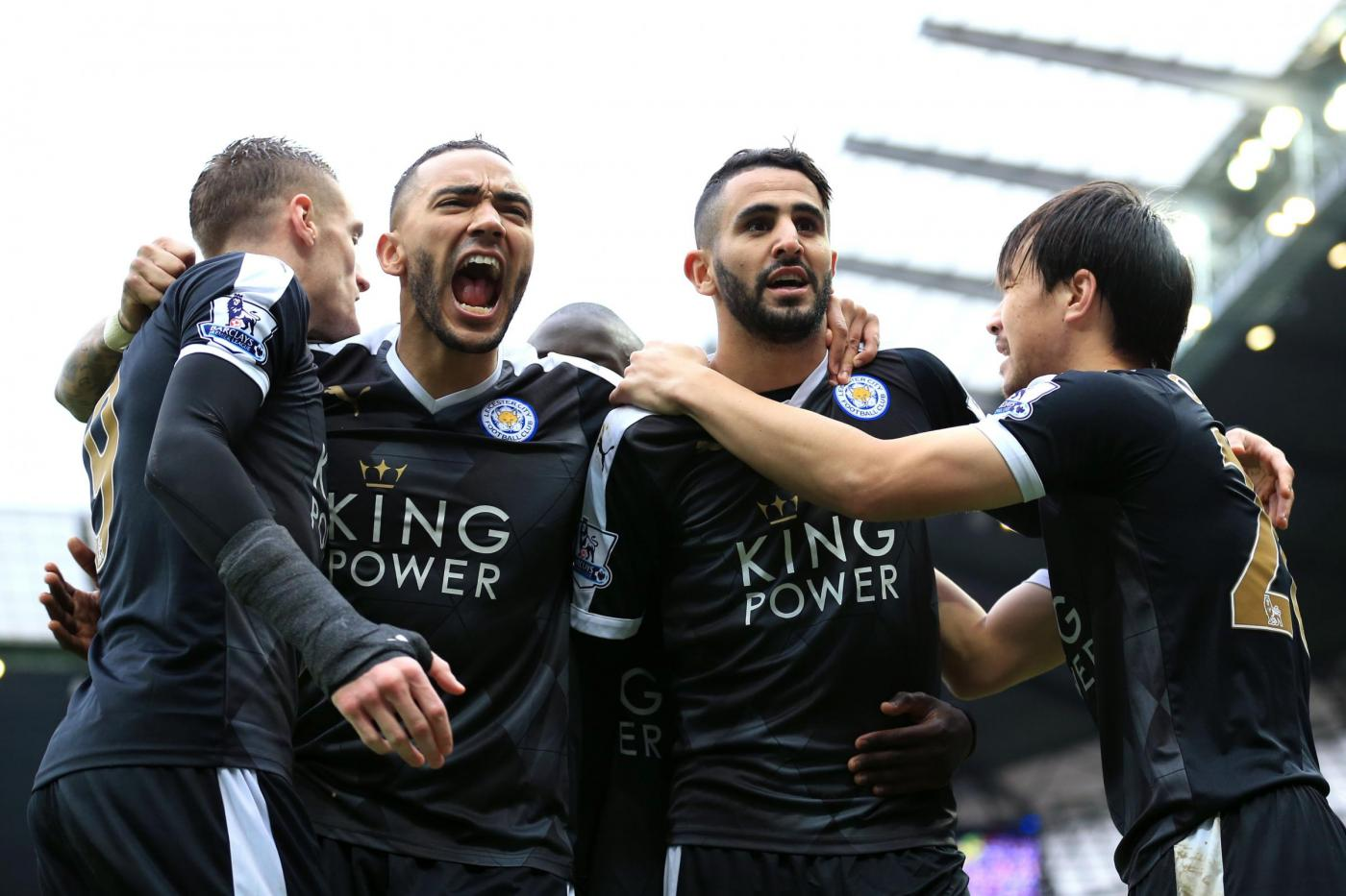 Leicester, Mahrez: