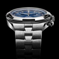 Overseas chrono blue 5500V/110A-B148