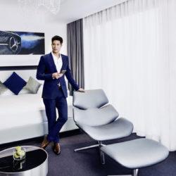 """""""Mercedes-Benz Living @ Fraser"""" jetzt auch in Singapur"""