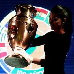 Presentazione della Copa America 2016 a Bogota