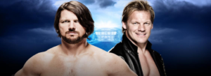 Aj Styles Vs Jericho