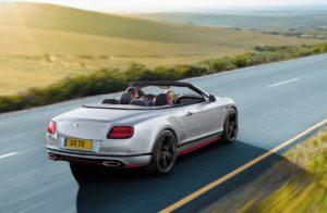 Bentley Continental GT Speed  (2)