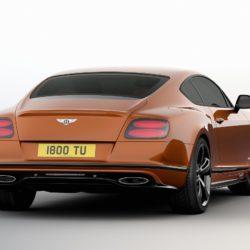 Bentley Continental GT Speed  (4)