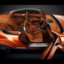Bentley Continental GT Speed  (5)
