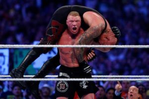 Brock Lesnar f-5