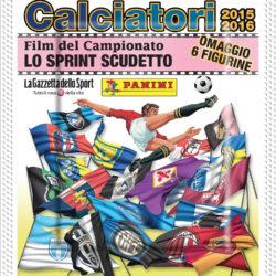 Calciatori 2015-16  Sprint-Scudetto bustina