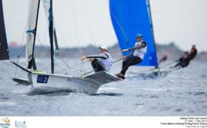Pedro Martinez/SailingEnergy/WorldSailing