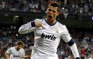 Cristiano Ronaldo calma, yo estoy aqui