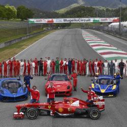 Ferrari XX ed F1 Clienti (1)
