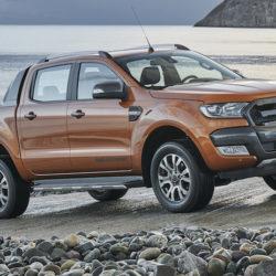 Spirito e muscoli yankee per il rinnovato Ford Ranger