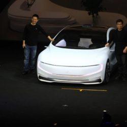 LeSEE, debutta oggi la prima automobile smart di LeEco: elettrica e connessa ad internet