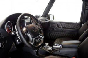 Mercedes G63 AMG by Brabus (12)
