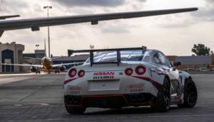 Nissan GT-R Nismo derapata (5)