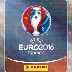 Panini Uefa EURO2016 BUSTINA