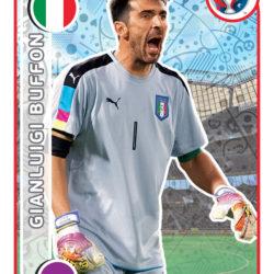 Panini Uefa EURO2016 Buffon TopPlayer Italia