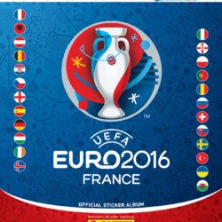 Panini Uefa EURO2016 Cover