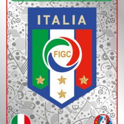 Panini Uefa EURO2016 logo foil13