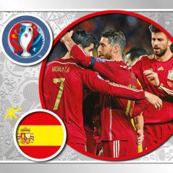 Panini Uefa EURO2016 team foil8
