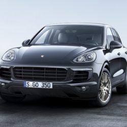 Porsche Cayenne Platinum Edition (2)