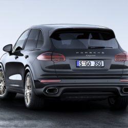 Porsche Cayenne Platinum Edition (5)