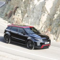 Range Rover Evoque Ember Special Edition (1)