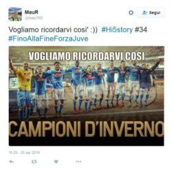 Sfottò Juve 5 scudetto 2016 (10)