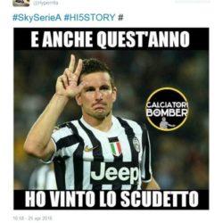 Sfottò Juve 5 scudetto 2016 (12)