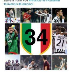 Sfottò Juve 5 scudetto 2016 (16)