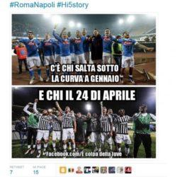 Sfottò Juve 5 scudetto 2016 (7)
