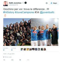 Sfottò Juve 5 scudetto 2016 (9)