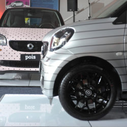 Smart fortwo by Garage Italia  (2)