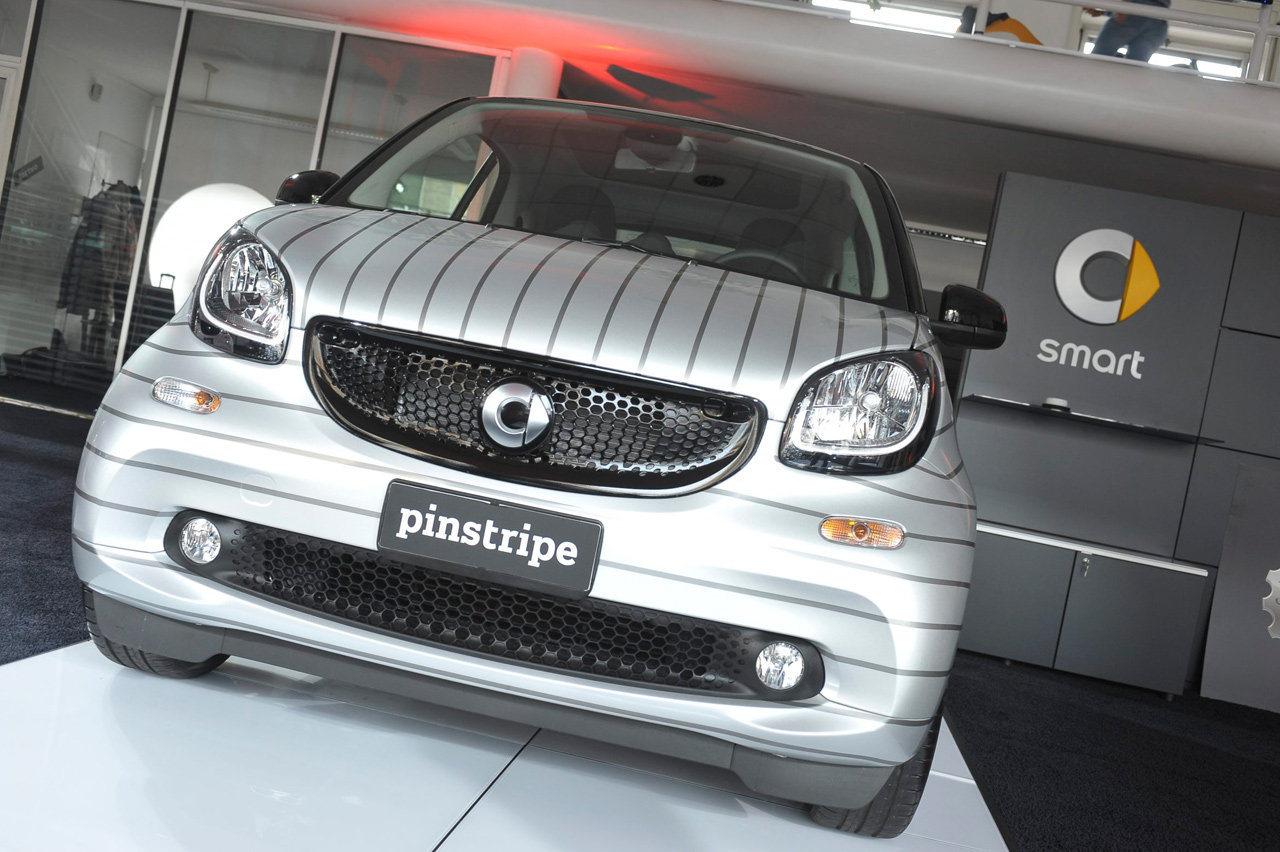 Smart fortwo by Garage Italia  (4)