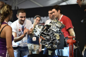 World Ducati Week_Ducati University