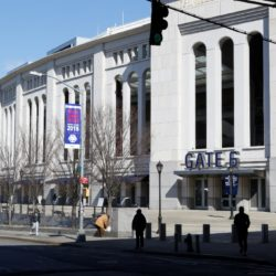 Yankee Stadium, Grand Concourse, Bronx