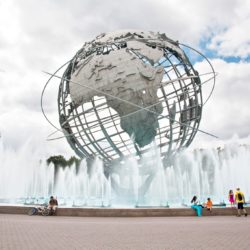 Unisphere, Flushing Meadows Corona Park, Queens