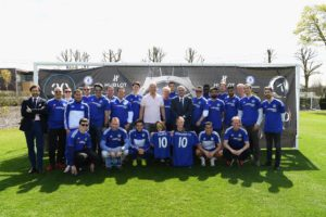 Hublot CFC Watch Launch - Chelsea Training - Cobham Training Ground