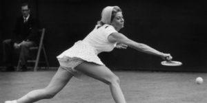 Lea Pericoli Wimbledon 25 giugno 1964