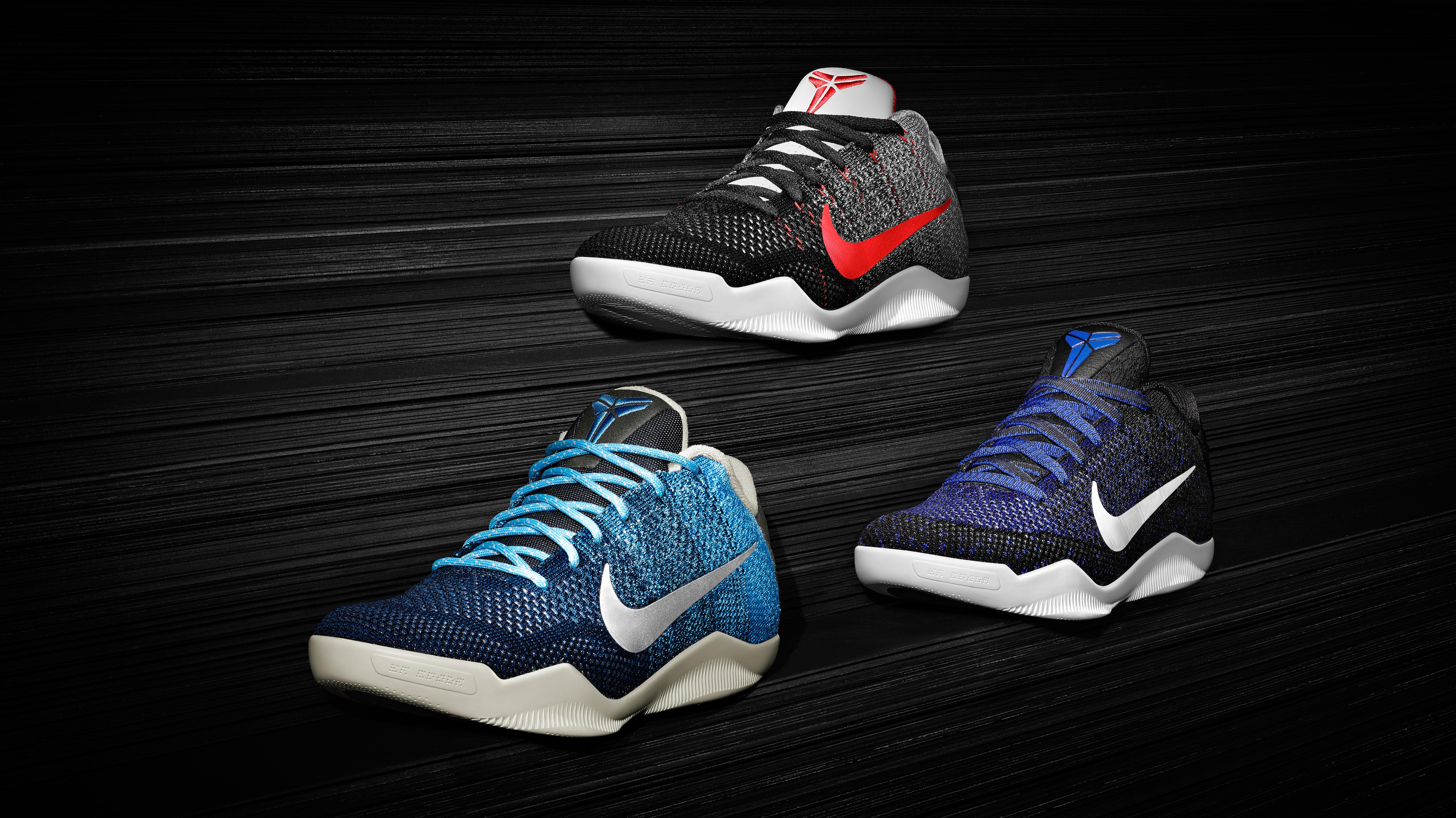 Kobe Bryant disegna una nuova linea di scarpe  Nike Kobe 11 Musa ... b82cf2b3725