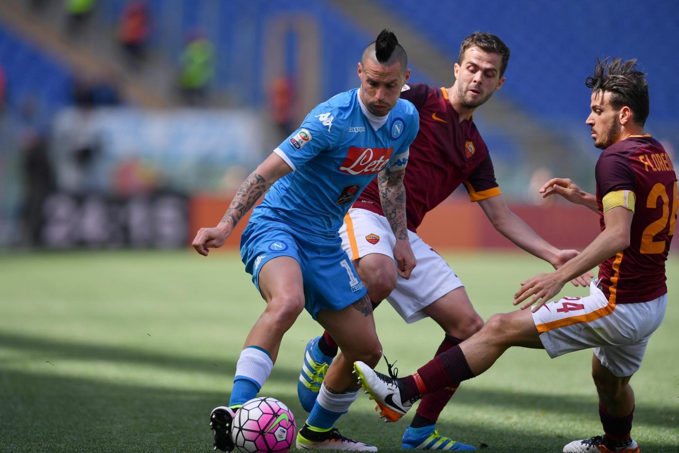 Calciomercato Napoli, Hamsik ammette: